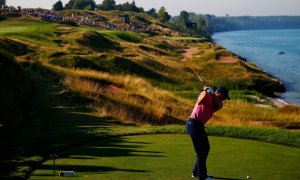 Whistling Straits na rozdíl od Chambers Bay muselo BAVIT