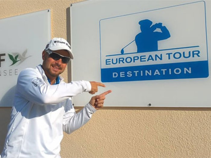 Mrůzek postoupil do Second Stage Q-School European Tour
