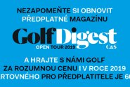 GOLF DIGEST OPEN TOUR 2019