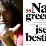 Jakub Kohák: Na greenu jsem bestie