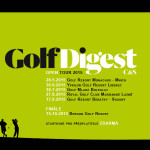 Zahrajte si GOLF DIGEST OPEN TOUR 2015