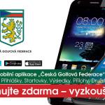Česká golfová federace spouští novou mobilní aplikaci