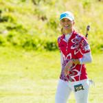 Klára Spilková na skotském mistrovství