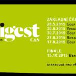 GOLF DIGEST OPEN TOUR počtvrté: Už ve čtvrtek!