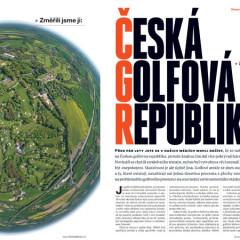 ZMĚŘILI JSME JI: Česká golfová republika