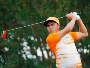 ATLANTA, GA - SEPTEMBER 27: Rickie Fowler of the United States hits his tee shot on the seventh hole during the final round of the TOUR Championship By Coca-Cola at East Lake Golf Club on September 27, 2015 in Atlanta, Georgia   Kevin C. Cox, Image: 260313127, License: Rights-managed, Restrictions: , Model Release: no, Credit line: Profimedia, Getty images