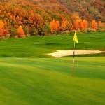 Chvála golfovému PODZIMU