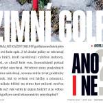 Zimní golf: ANO I NE