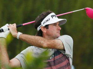 NASSAU, BAHAMAS - DECEMBER 06: Bubba Watson of the United States watches his tee shot on the 11th hole during the final round of the Hero World Challenge at Albany, The Bahamas on December 6, 2015 in Nassau, Bahamas Scott Halleran, Image: 268448000, License: Rights-managed, Restrictions: , Model Release: no, Credit line: Profimedia, AFP