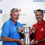 EURASIA CUP 2016: Clarke a Singh očekávají další velký souboj