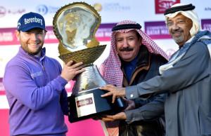 Branden Grace - Commercial Bank Qatar Championship 2016