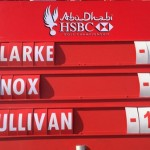 ABU DHABI: Vítězí Fleetwood, Johnson dělí druhé místo