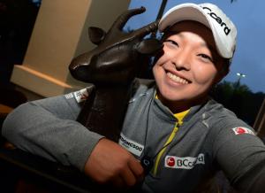 Ha Na Jang - Coates Golf Championship 2016