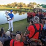 DUBAI: Willett ukázal pevné nervy. Rozhodl puttem na poslední jamce