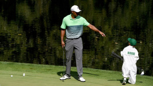 Tiger Woods - The Masters 2015