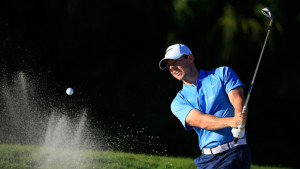 Rory McIlroy - World Golf Championships-Cadillac Championship 2016 na hřišti Trump National Doral Blue Monster Course.