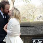 Lowry se oženil a na Twitter poslal romantickou fotku, u vchodu do metra