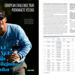 ŘEČ ČÍSEL: European Challenge Tour podvanácté v Česku