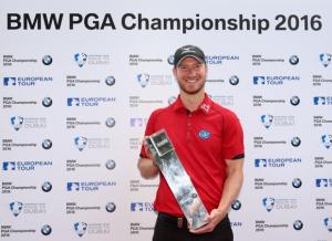 Chris Wood - BMW PGA Championship 2016