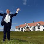 Jak bude Donald TRUMP odpočívat od volební kampaně? GOLFEM ve Skotsku