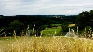 PANORAMA GOLF RESORT - Šestka hřiště Meadows s greenem za hlubokou propastí bude velkým oříškem.
