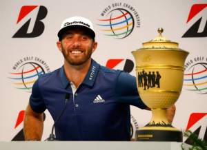 Dustin Johnson - WGC-Bridgestone Invitational 2016