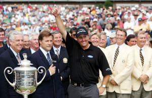 Phil Mickelson - US PGA Championship 2005, Baltusrol