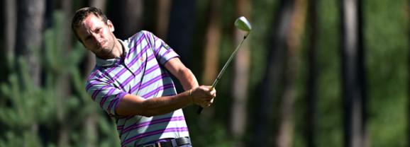 Prague Golf Masters vyhrál Cafourek. Vplay-off porazil Mrůzka