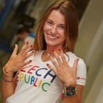 RIO: Stále lepší Spilková zahrála par a je v první padesátce