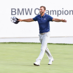BMW CHAMPIONSHIP: DJ letos potřetí vyhrál a kraluje playoff