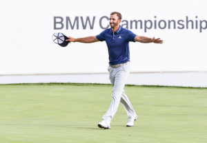 Dustin Johnson - BMW Championship 2016