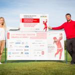 Lymfom Help Golf Tour sKlárou Spilkovou