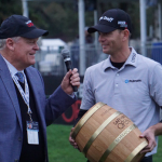 CO MÁM V BAGU: Brendan Steele, vítěz Safeway Open
