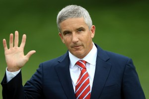 AKRON, OH - JULY 03: PGA TOUR Deputy Commissioner Jay Monahan speaks during the final round of the World Golf Championships - Bridgestone Invitational at Firestone Country Club South Course on July 3, 2016 in Akron, Ohio. Sam Greenwood, Image: 293074778, License: Rights-managed, Restrictions: , Model Release: no, Credit line: Profimedia, Getty images
