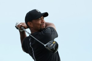 NASSAU, BAHAMAS - DECEMBER 01: Tiger Woods of the United States hits his tee shot on the 13th hole during round one of the Hero World Challenge at Albany, The Bahamas on December 1, 2016 in Nassau, Bahamas. Christian Petersen, Image: 307255655, License: Rights-managed, Restrictions: , Model Release: no, Credit line: Profimedia, Getty images