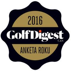 ANKETA GOLF DIGEST C&S 2016: Co se vám nejvíce líbí?