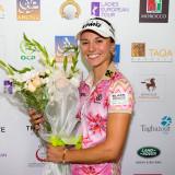 Historické vítězství Kláry Spilkové na Ladies European Tour