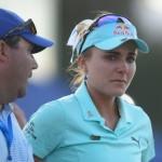 DRAMA NA LPGA: Thompson schytala dodatečně 4 trestné rány. Boj o titul prohrála