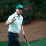Masters: Hoffman zářil, Spieth znovu těžce chyboval, DJ nenastoupil