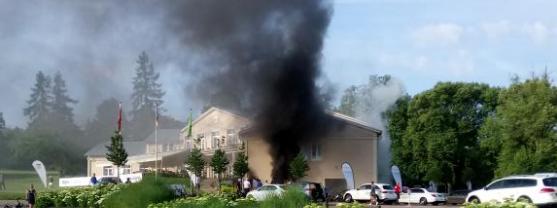 Požár na Casa Sereně. Finálové kolo LETAS bylo zrušeno, zvítězila Francouzka Andre