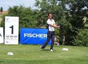 Czech PGA Tour na Černém Mostě: V úvodu nejlepší Lieser