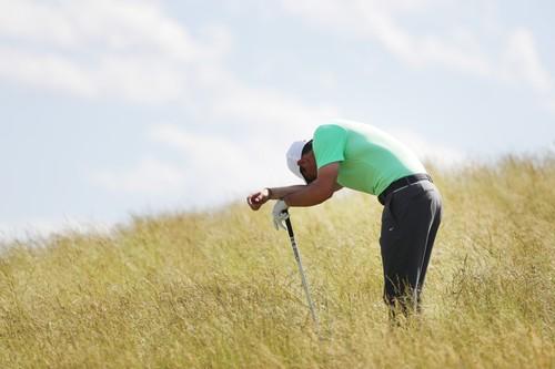 Problémy Roryho McIlroye v prvním kole US Open (Foto: Profimedia)