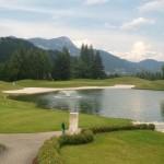 Vítejte na Golf Safari pod alpskými velikány – 2. díl