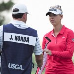US Women's Open dál vládne Feng, sestry Kordovy prošly cutem