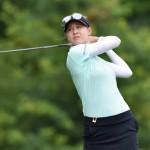 Dámské US Open vede Číňanka, Nelly Korda ji stíhá