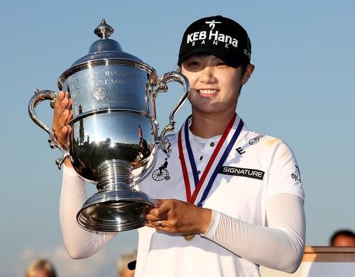 Sung Hyun Park vyhrála US Women's Open