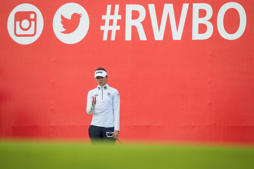 Klára Spilková na Ricoh Women's British Open 2017 (Foto: LET)