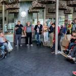 Na Kotlině se hledalo, kde a pro koho jsou kde hranice handicapu