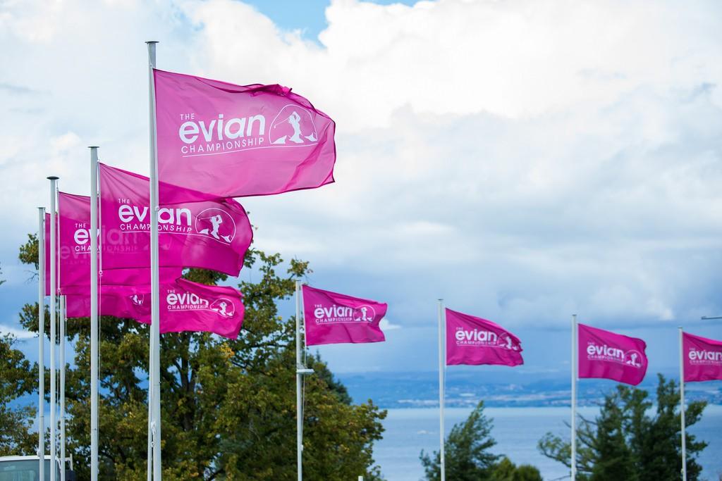 První kolo Evian Championship bylo zrušeno (Foto: LET)