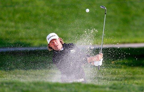 Alex Čejka během druhého turnaje Web.com Tour Finals (Foto: Profimedia)